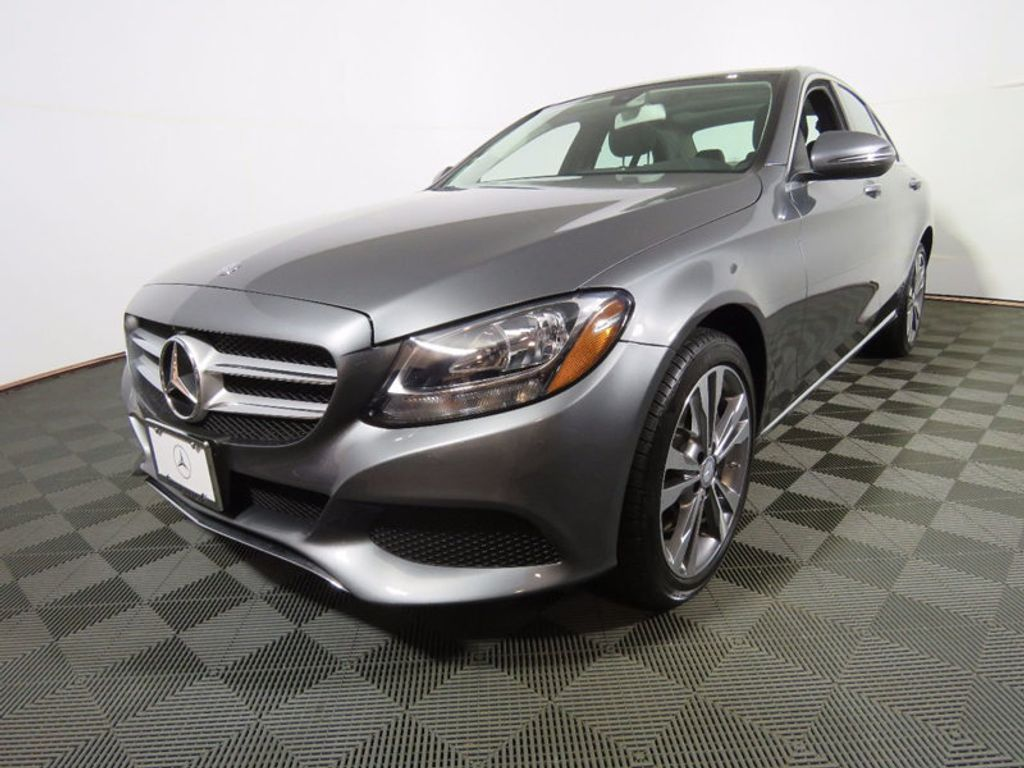 2017 Mercedes-Benz C-Class C 300 4MATIC Sedan - 16214973 - 4