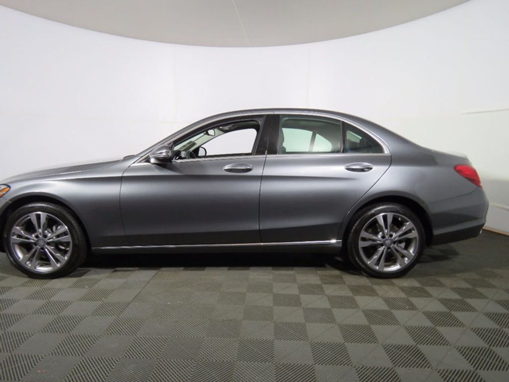 2017 Mercedes-Benz C-Class C 300 4MATIC Sedan - 16214973 - 5