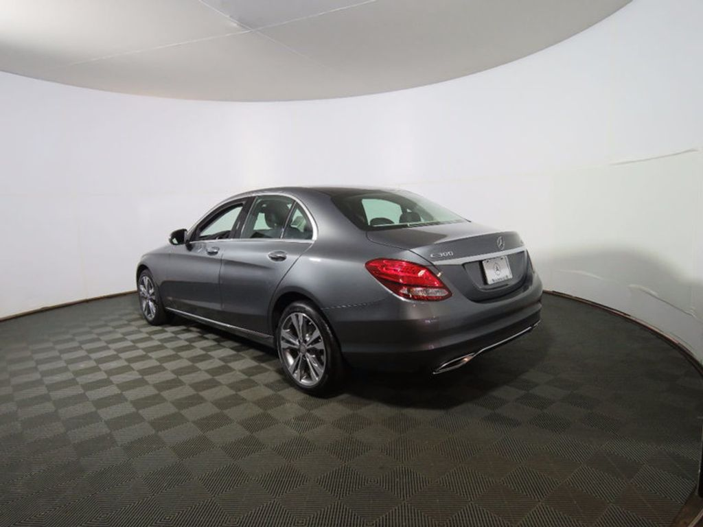 2017 Mercedes-Benz C-Class C 300 4MATIC Sedan - 16214973 - 6
