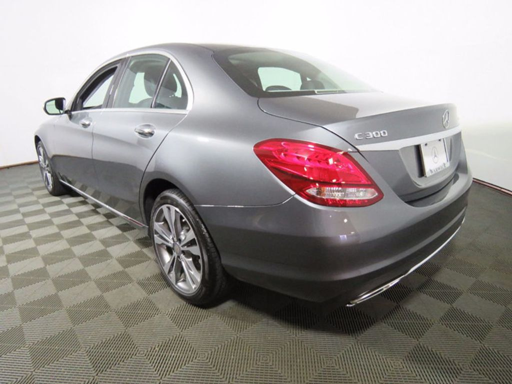 2017 Mercedes-Benz C-Class C 300 4MATIC Sedan - 16214973 - 7