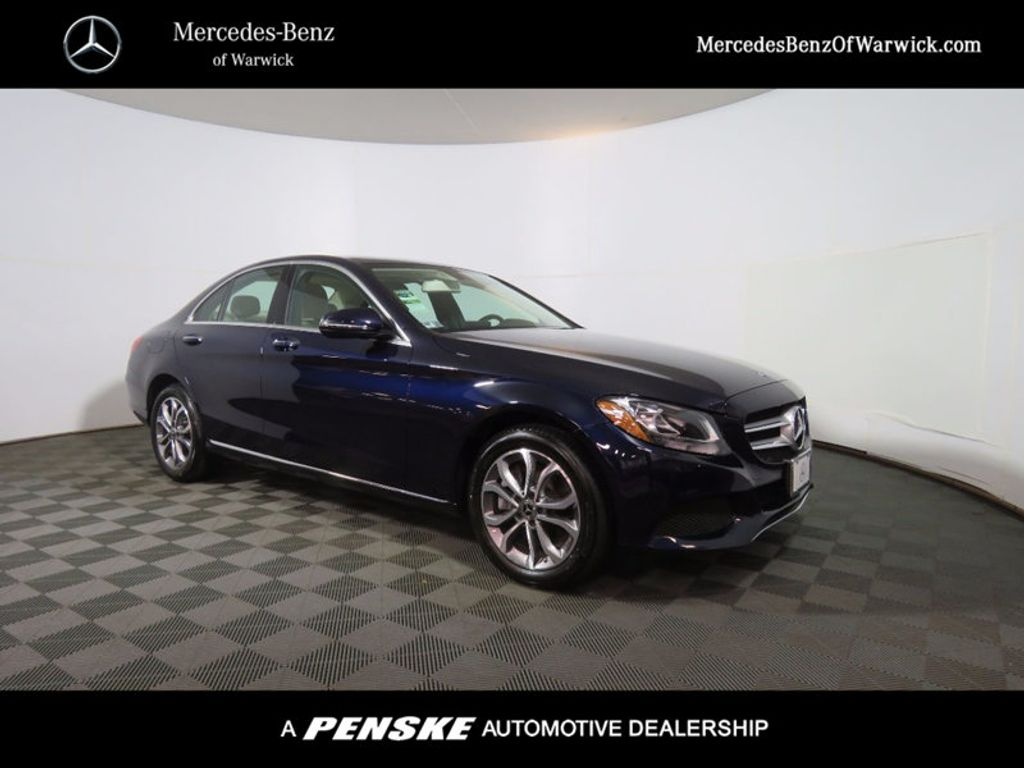 2017 Mercedes-Benz C-Class C 300 4MATIC Sedan - 16407106 - 0