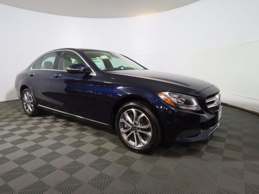 2017 Mercedes-Benz C-Class C 300 4MATIC Sedan - 16407106 - 1