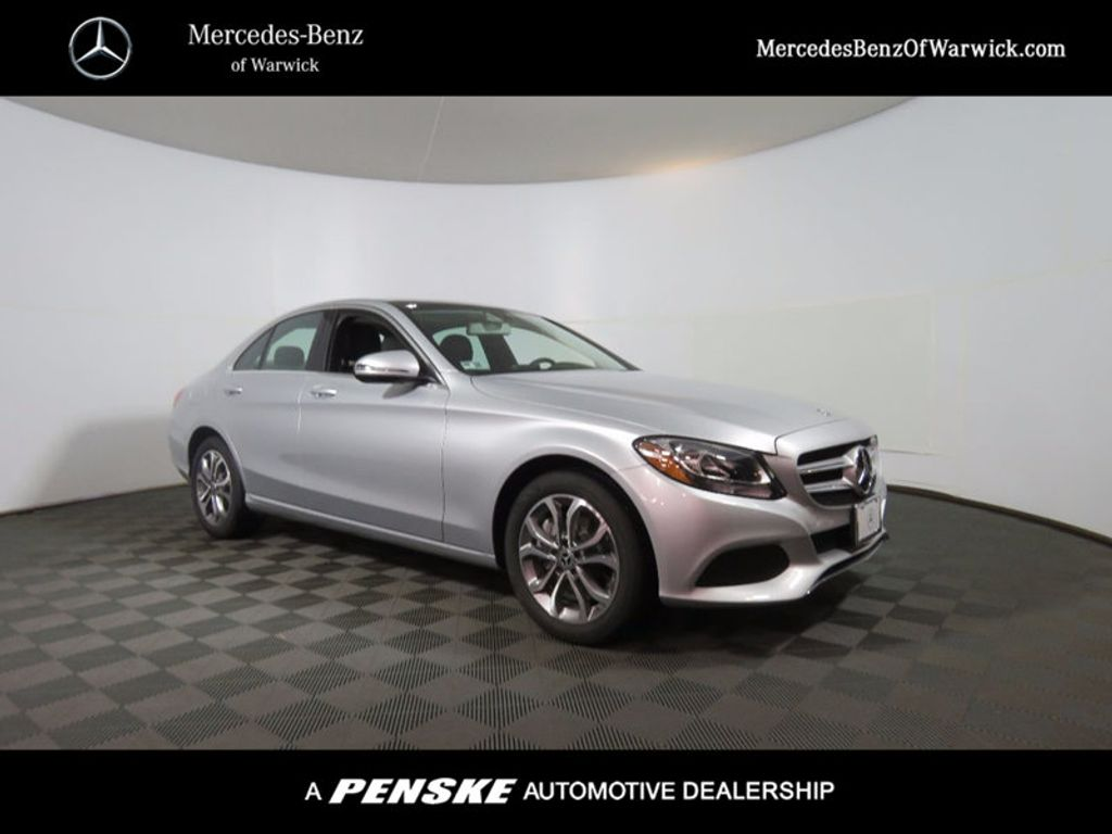 2017 Mercedes-Benz C-Class C 300 4MATIC Sedan - 16407108 - 0