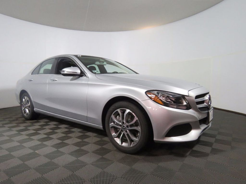 2017 Mercedes-Benz C-Class C 300 4MATIC Sedan - 16407108 - 1