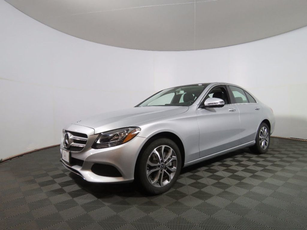 2017 Mercedes-Benz C-Class C 300 4MATIC Sedan - 16407108 - 3