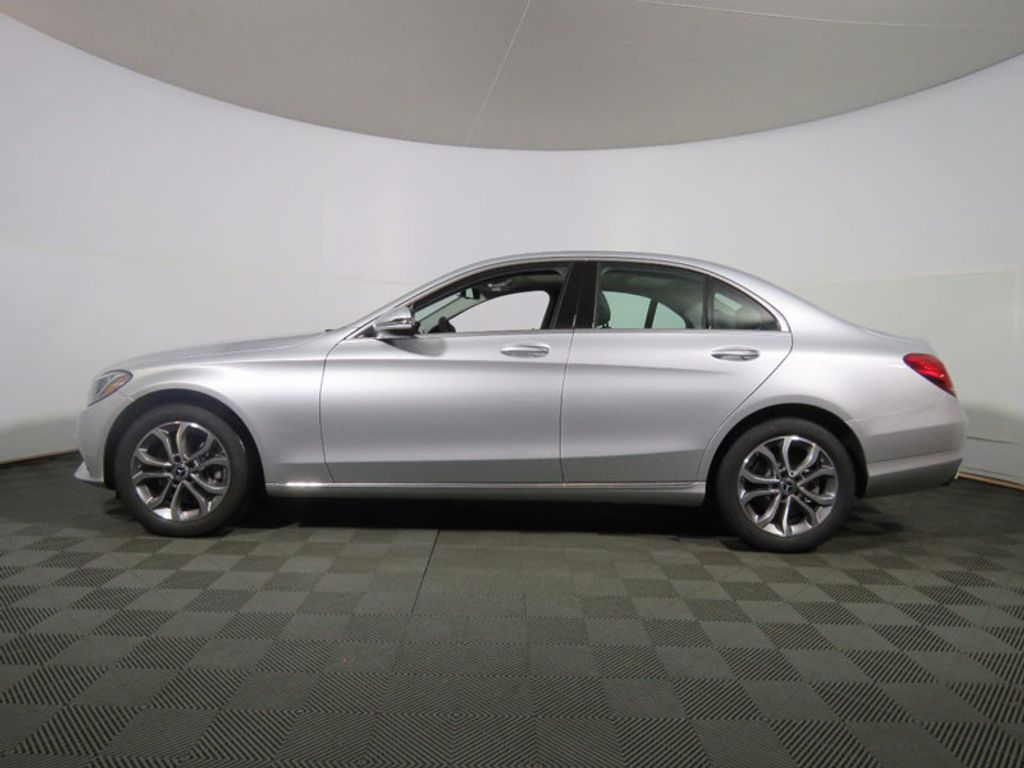 2017 Mercedes-Benz C-Class C 300 4MATIC Sedan - 16407108 - 5