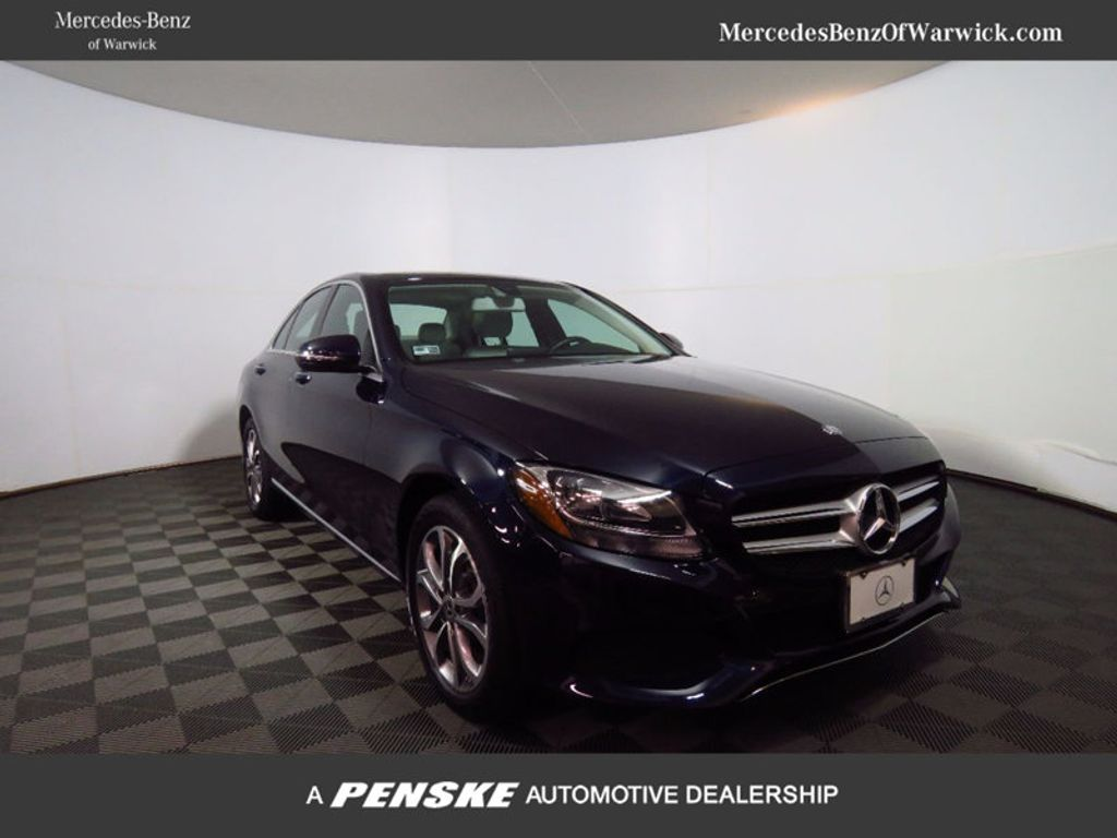 2017 Mercedes-Benz C-Class C 300 4MATIC Sedan - 16508302 - 0