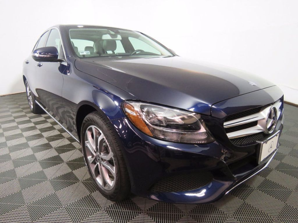 2017 Mercedes-Benz C-Class C 300 4MATIC Sedan - 16508302 - 1