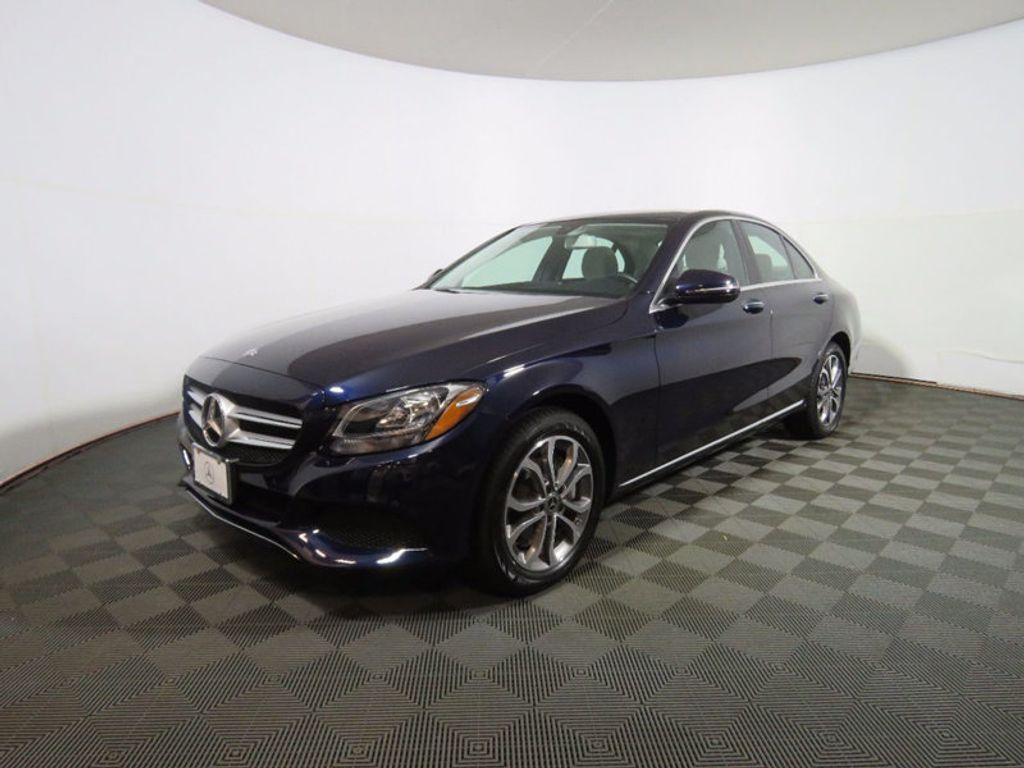 2017 Mercedes-Benz C-Class C 300 4MATIC Sedan - 16508302 - 3