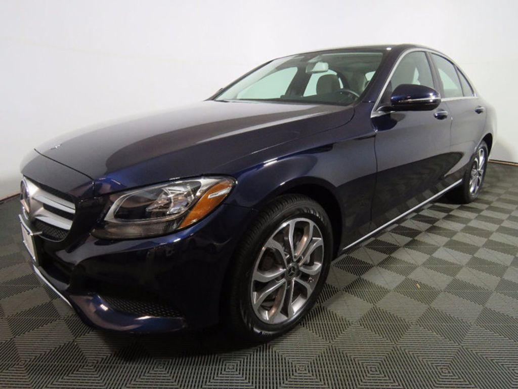 2017 Mercedes-Benz C-Class C 300 4MATIC Sedan - 16508302 - 4