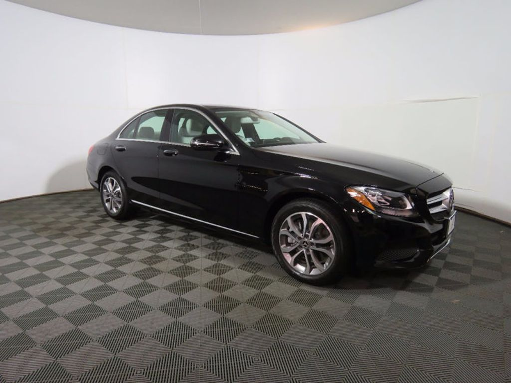 2017 Mercedes-Benz C-Class C 300 4MATIC Sedan - 16517084 - 1