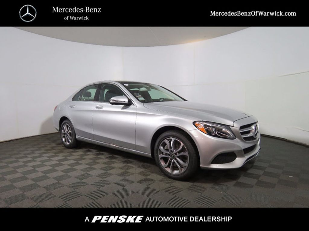 2017 Mercedes-Benz C-Class C 300 4MATIC Sedan - 16599463 - 0