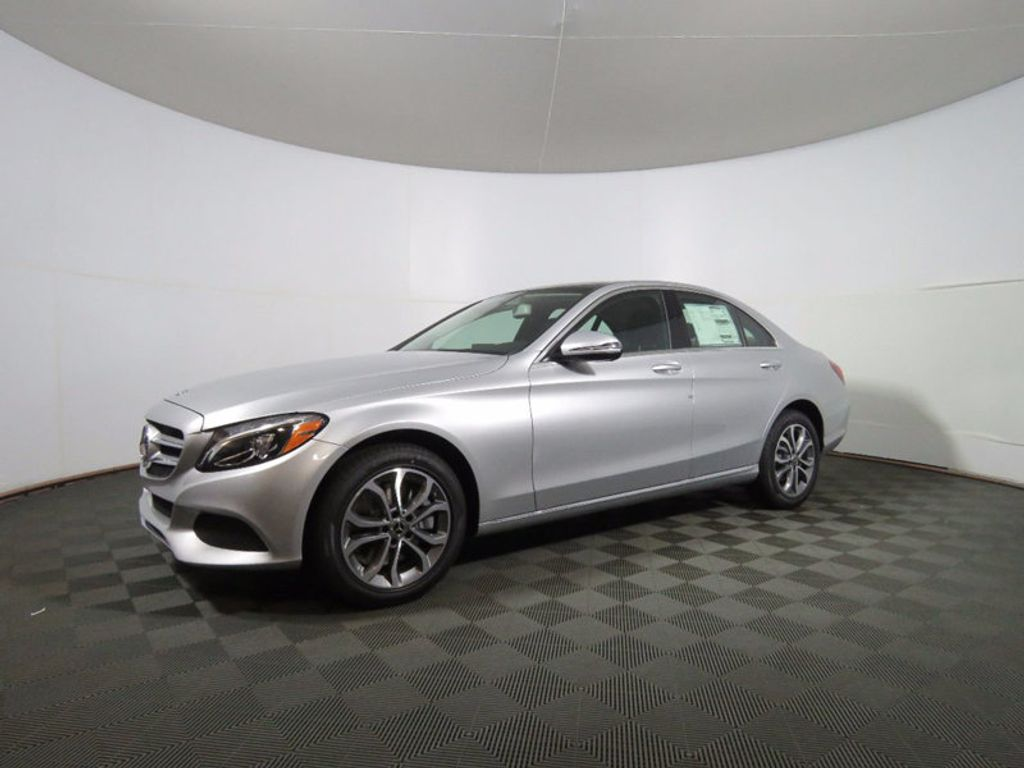 2017 Mercedes-Benz C-Class C 300 4MATIC Sedan - 16599463 - 2
