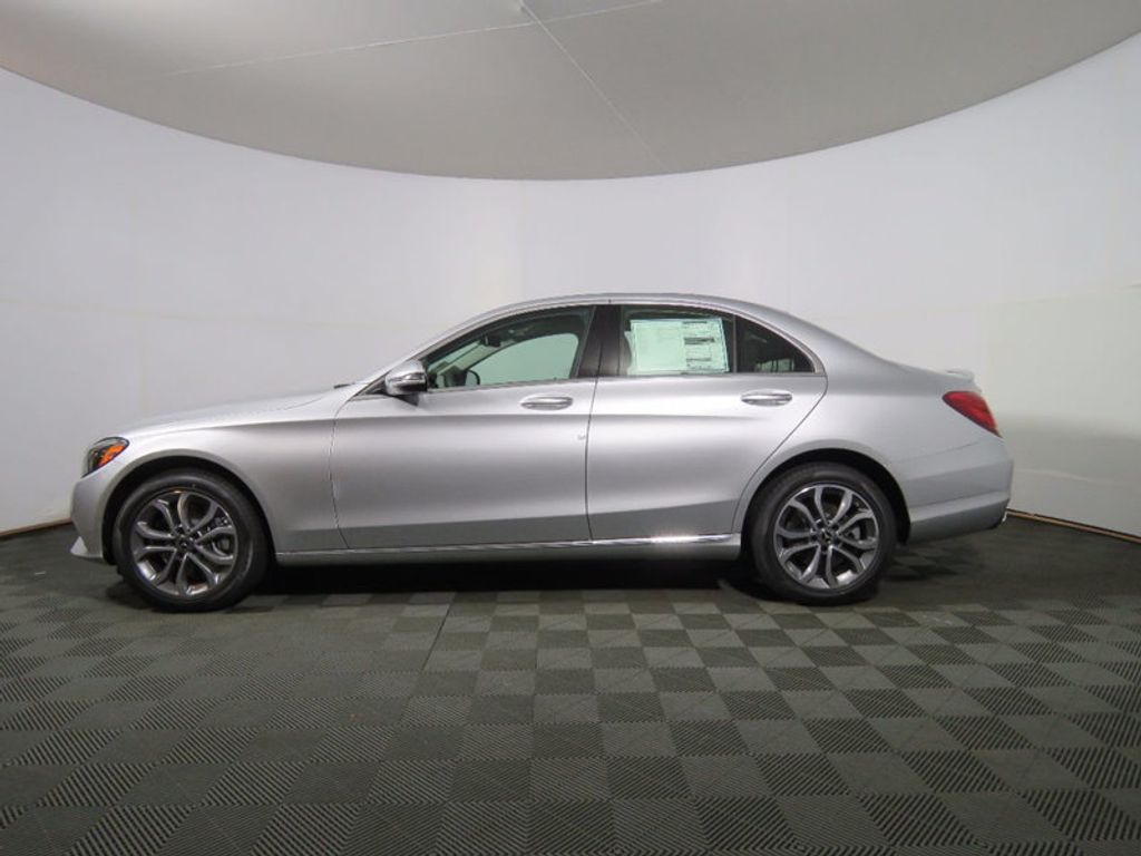 2017 Mercedes-Benz C-Class C 300 4MATIC Sedan - 16599463 - 3