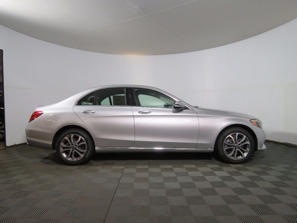 2017 Mercedes-Benz C-Class C 300 4MATIC Sedan - 16599463 - 7