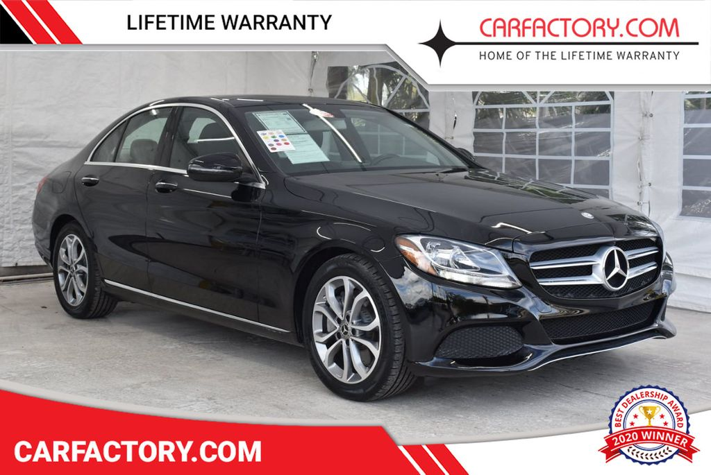 2017 Mercedes-Benz C-Class C 300 Sedan - 18336086 - 0