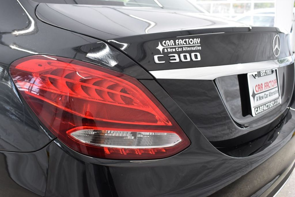 2017 Mercedes-Benz C-Class C 300 Sedan - 18336086 - 6