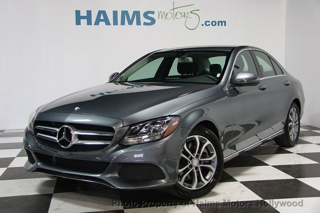 2017 Mercedes-Benz C-Class C 300 Sedan - 16299151 - 0
