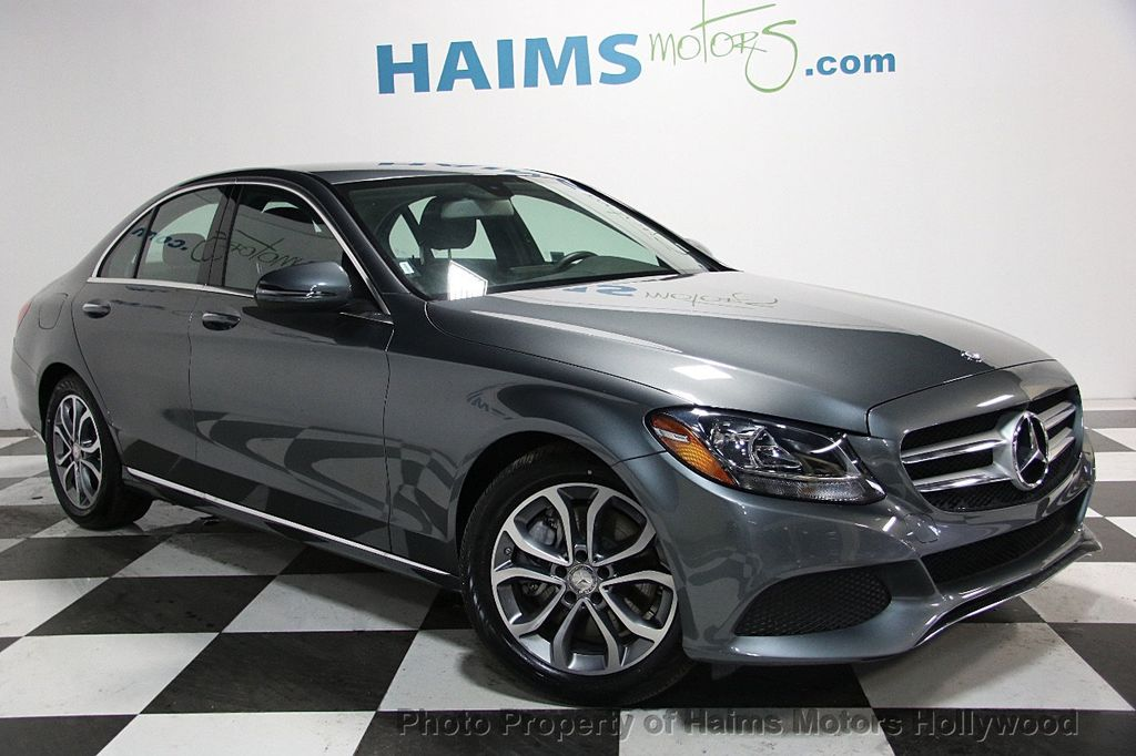 2017 used mercedes benz c class c 300 sedan at haims