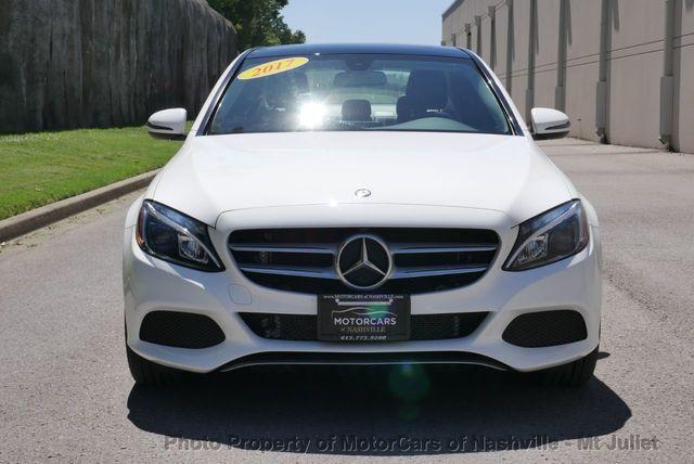 2017 Used Mercedes-Benz C-Class C 350e Sedan Plug-In ...