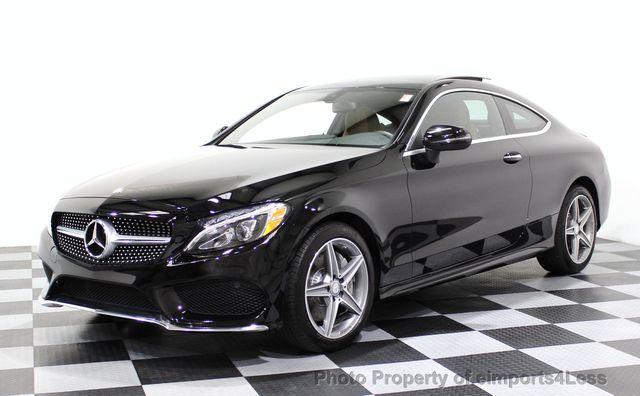 2017 Mercedes Benz C Cl Certified C300 4matic