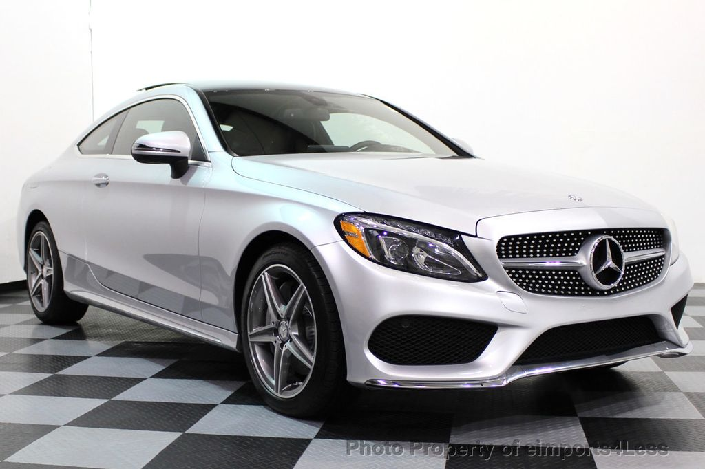 2017 used mercedes benz certified c300 4matic amg sport p2 for 2016 mercedes benz c300 4matic