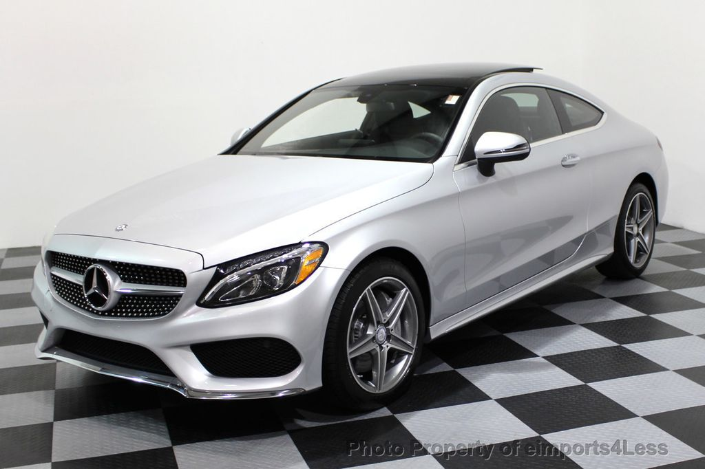 2017 used mercedes benz certified c300 4matic amg sport p2 for Used mercedes benz c300 4matic for sale