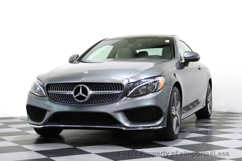 2017 Mercedes-Benz C-Class CERTIFIED C300 4Matic AMG Sport Package  - 17179674 - 12