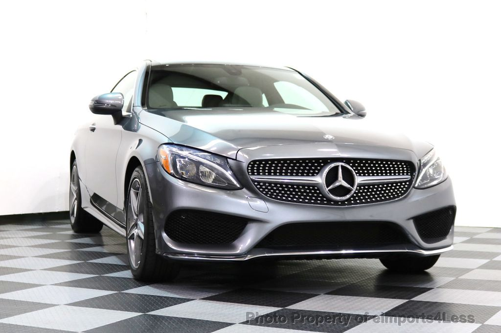 2017 Mercedes-Benz C-Class CERTIFIED C300 4Matic AMG Sport Package  - 17179674 - 13