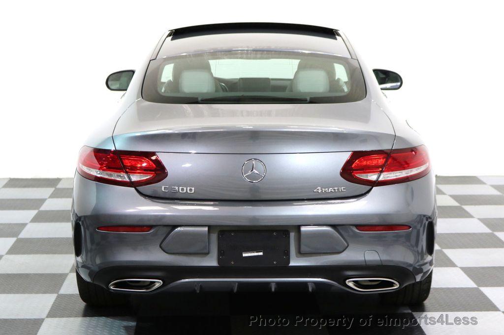 2017 Mercedes-Benz C-Class CERTIFIED C300 4Matic AMG Sport Package  - 17179674 - 15