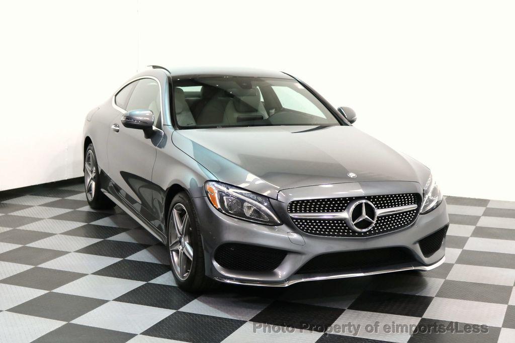 2017 Mercedes-Benz C-Class CERTIFIED C300 4Matic AMG Sport Package  - 17179674 - 1
