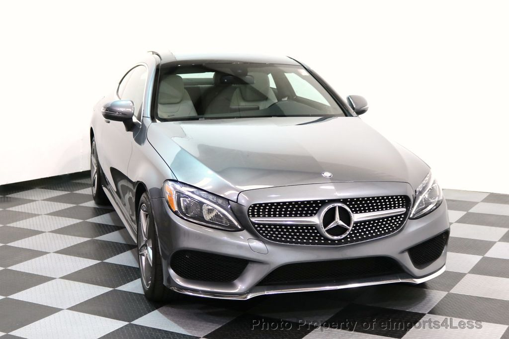 2017 Mercedes-Benz C-Class CERTIFIED C300 4Matic AMG Sport Package  - 17179674 - 25