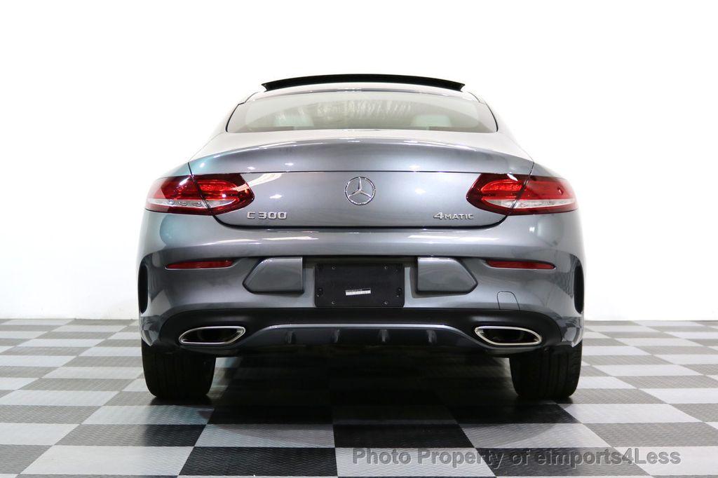 2017 Mercedes-Benz C-Class CERTIFIED C300 4Matic AMG Sport Package  - 17179674 - 27