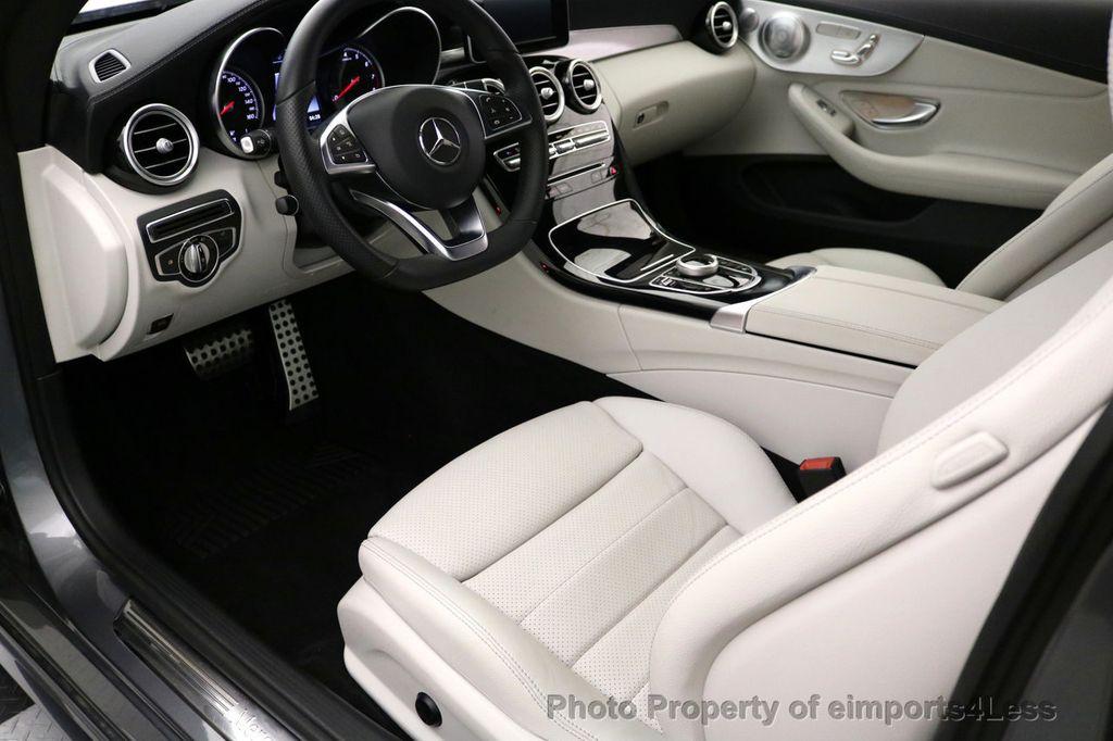 2017 Mercedes-Benz C-Class CERTIFIED C300 4Matic AMG Sport Package  - 17179674 - 29