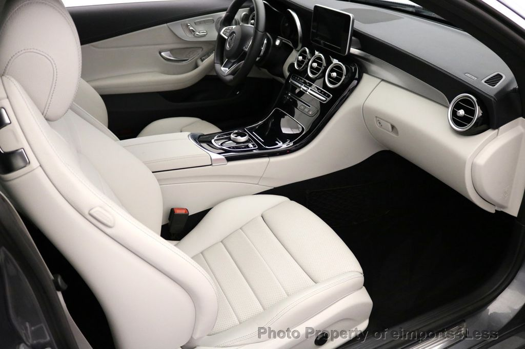 2017 Mercedes-Benz C-Class CERTIFIED C300 4Matic AMG Sport Package  - 17179674 - 30