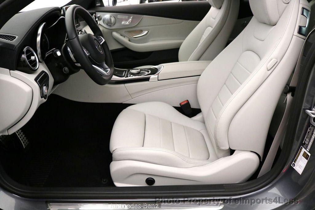 2017 Mercedes-Benz C-Class CERTIFIED C300 4Matic AMG Sport Package  - 17179674 - 31