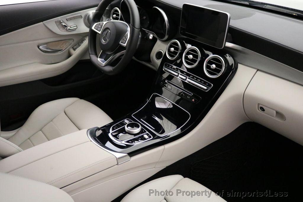 2017 Mercedes-Benz C-Class CERTIFIED C300 4Matic AMG Sport Package  - 17179674 - 35