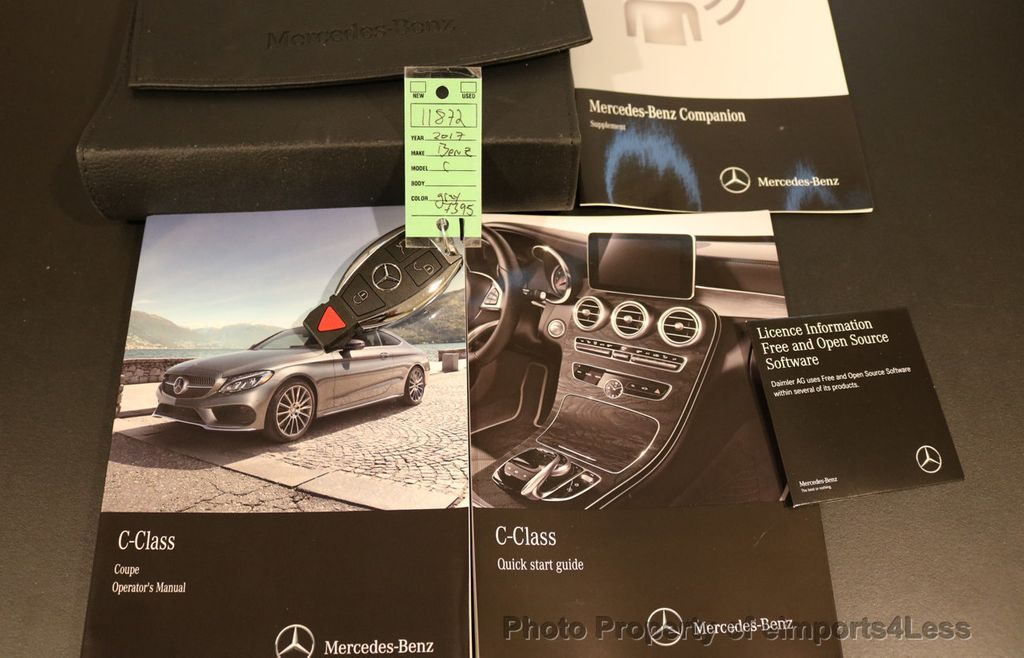 2017 Mercedes-Benz C-Class CERTIFIED C300 4Matic AMG Sport Package  - 17179674 - 36