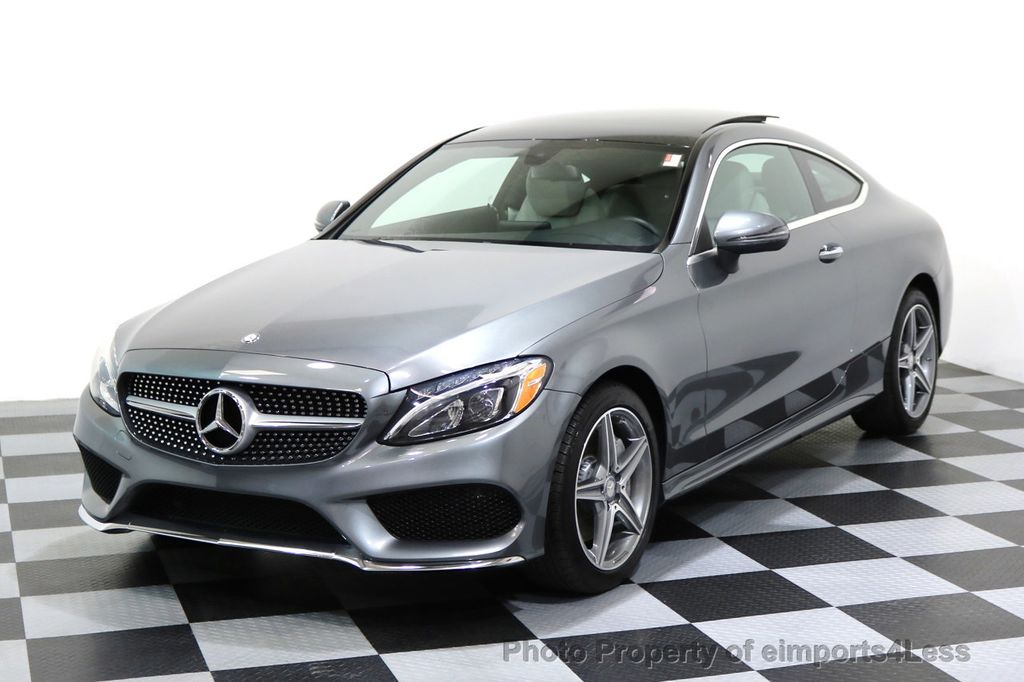 2017 Mercedes-Benz C-Class CERTIFIED C300 4Matic AMG Sport Package  - 17179674 - 39