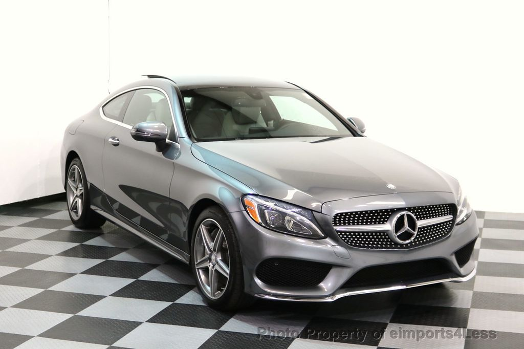 2017 Mercedes-Benz C-Class CERTIFIED C300 4Matic AMG Sport Package  - 17179674 - 40
