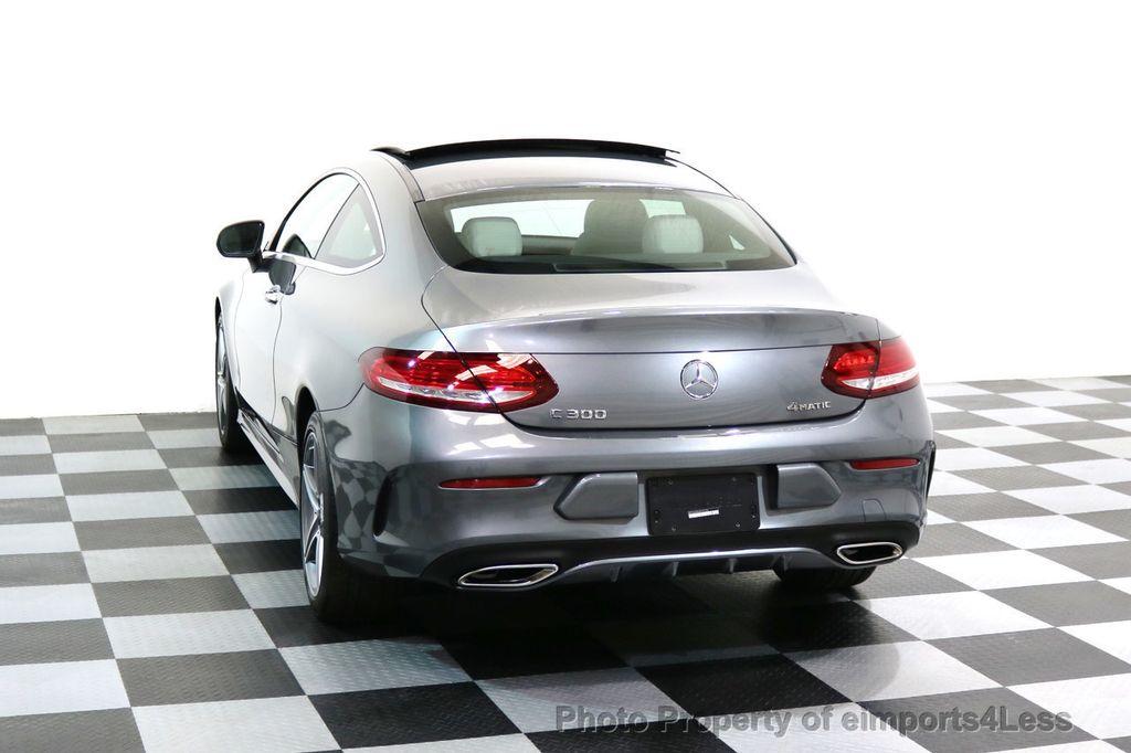 2017 Mercedes-Benz C-Class CERTIFIED C300 4Matic AMG Sport Package  - 17179674 - 41
