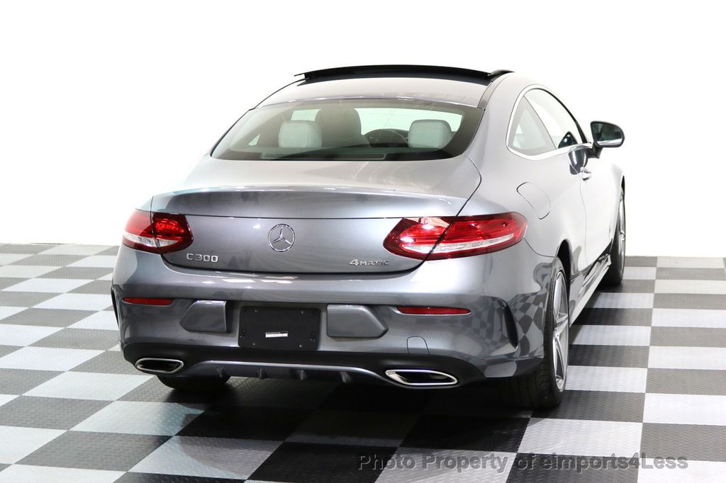 2017 Mercedes-Benz C-Class CERTIFIED C300 4Matic AMG Sport Package  - 17179674 - 42