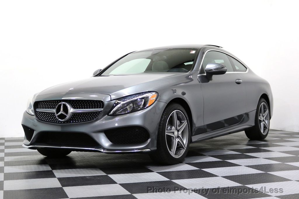 2017 Mercedes-Benz C-Class CERTIFIED C300 4Matic AMG Sport Package  - 17179674 - 43