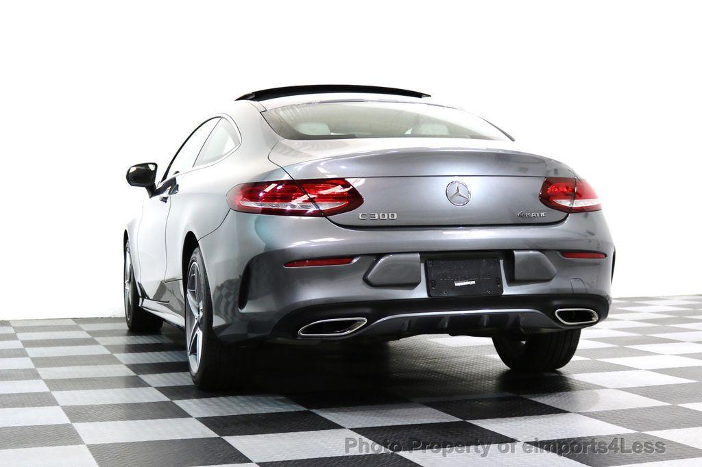 2017 Mercedes-Benz C-Class CERTIFIED C300 4Matic AMG Sport Package  - 17179674 - 44