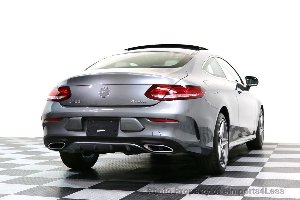 2017 Mercedes-Benz C-Class CERTIFIED C300 4Matic AMG Sport Package  - 17179674 - 45