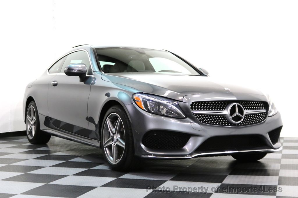 2017 Mercedes-Benz C-Class CERTIFIED C300 4Matic AMG Sport Package  - 17179674 - 46