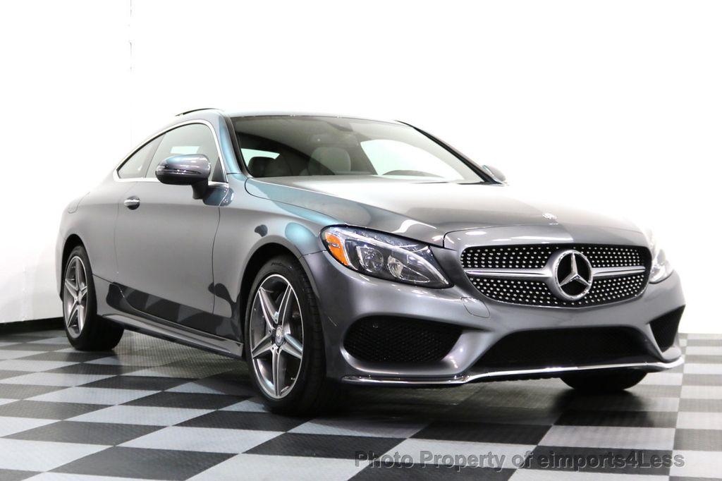 2017 Mercedes-Benz C-Class CERTIFIED C300 4Matic AMG Sport Package  - 17179674 - 46