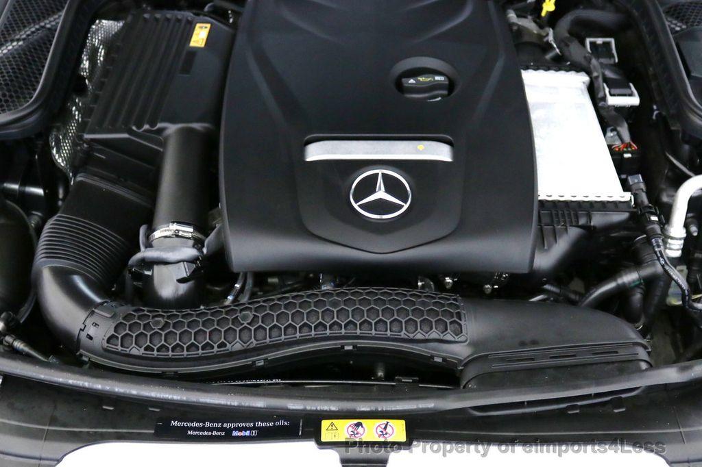 2017 Mercedes-Benz C-Class CERTIFIED C300 4Matic AWD CABRIOLET LED Blind Spot NAVI - 17234534 - 19