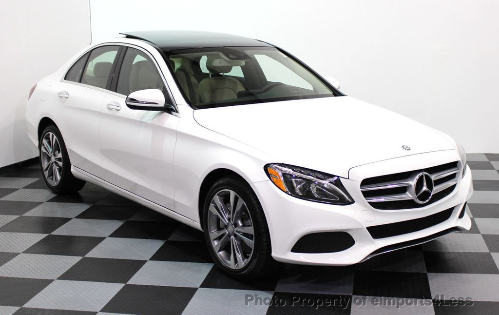 2017 used mercedes benz c class certified c300 4matic awd for 2017 mercedes benz c300