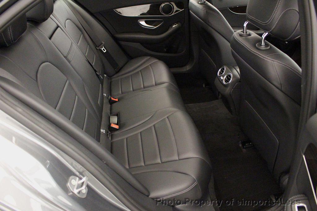 2017 Mercedes-Benz C-Class CERTIFIED C300 4Matic AWD CAMERA / NAVIGATION - 16747583 - 9